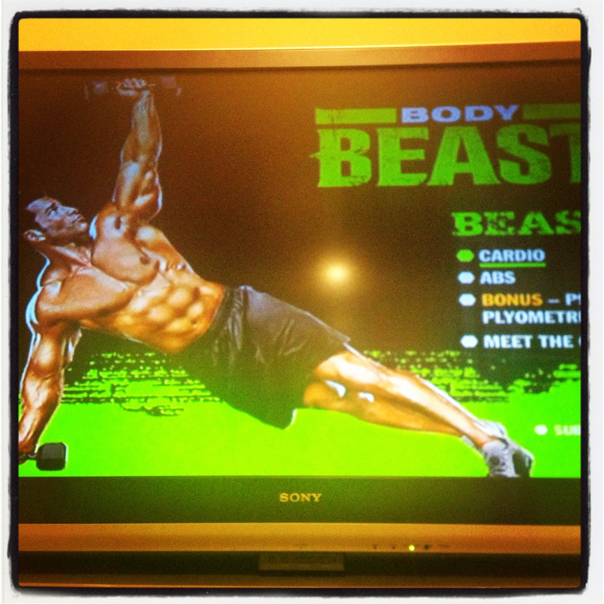 Committed To Get Fit Week 3 Body Beast Progress Report